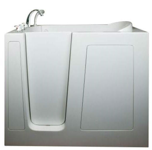 55X33X41 Walk-in Tub - available in Soaker, Whirlpool, Air, or Dual Jets