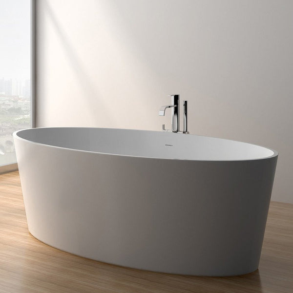 "Oval Freestanding Bathtub (61""x32"") - SW-108"
