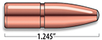 A-Frame Rifle Bullets Cal. 338 | 225 gr