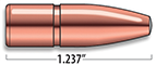 A-Frame Rifle Bullets Cal. 358 | 250 gr