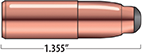 Break-Away Solids Rifle Bullets Cal. 375 | 300 gr
