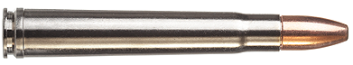 A-Frame Heavy Rifle Semi-Spitzer Round Nose Cal. 375 H&H | 300 gr