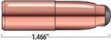 Break-Away Solids Rifle Bullets Cal. 416 | 400 gr