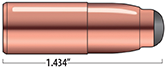 Break-Away Solids Rifle Bullets Cal. 500 | 570 gr