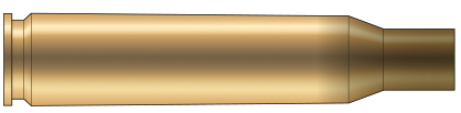 Match Grade Cartridge Cases Cal. 50 BMG