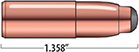 Break-Away Solids Rifle Bullets Cal. 9.3MM | 286 gr