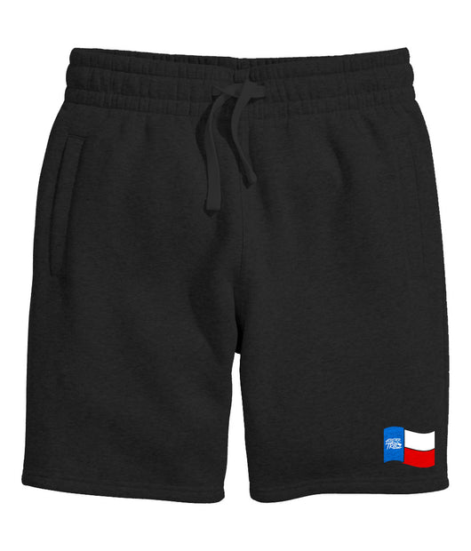 Forever Trill Black Sweat Shorts
