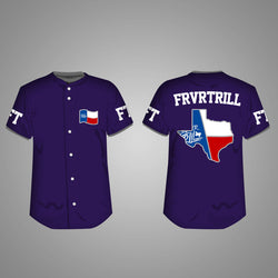 City of Syrup Edition Baseball Jersey