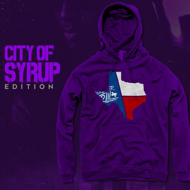 CITY OF SYRUP EDITION FT HOODIE