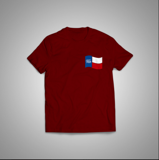 Forever Trill Signature Tee (Red)