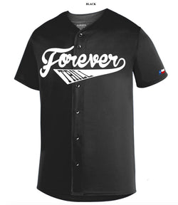 "Forever Trill ""Gameday"" Baseball Jersey"