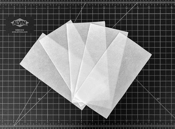Pack of 5 Non-woven Polypropylene Filter Inserts Universal