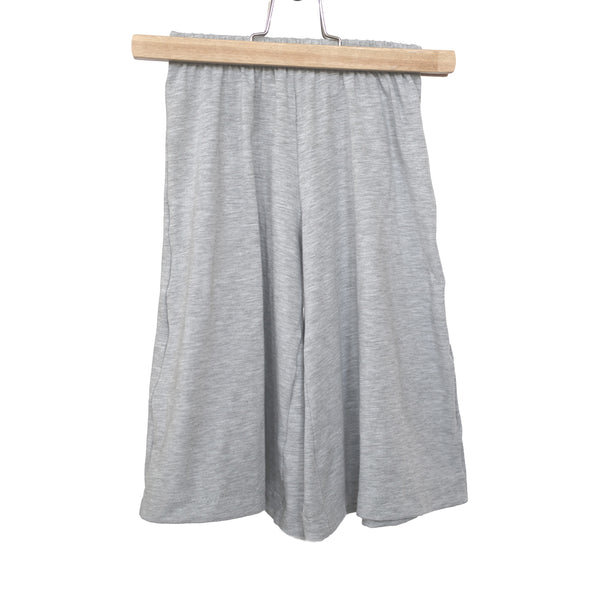 Flare Pants in Grey - OLIVE + LOU
