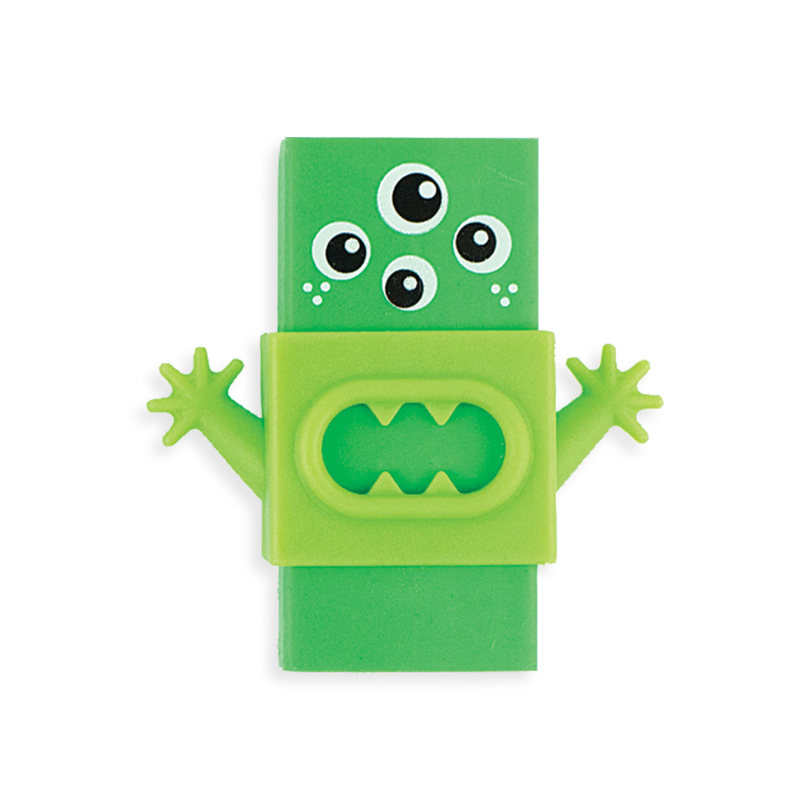 Erasers | Monster | Set of 3