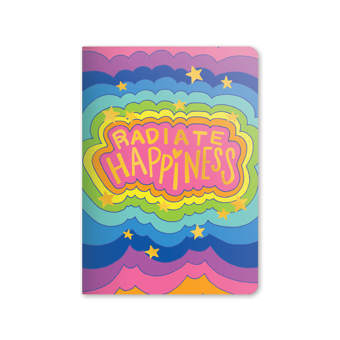 Notebook Jot It | Radiate Happiness