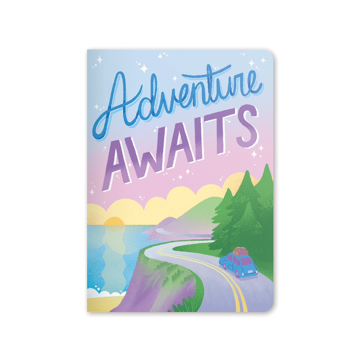Notebook Jot It | Adventures Awaits