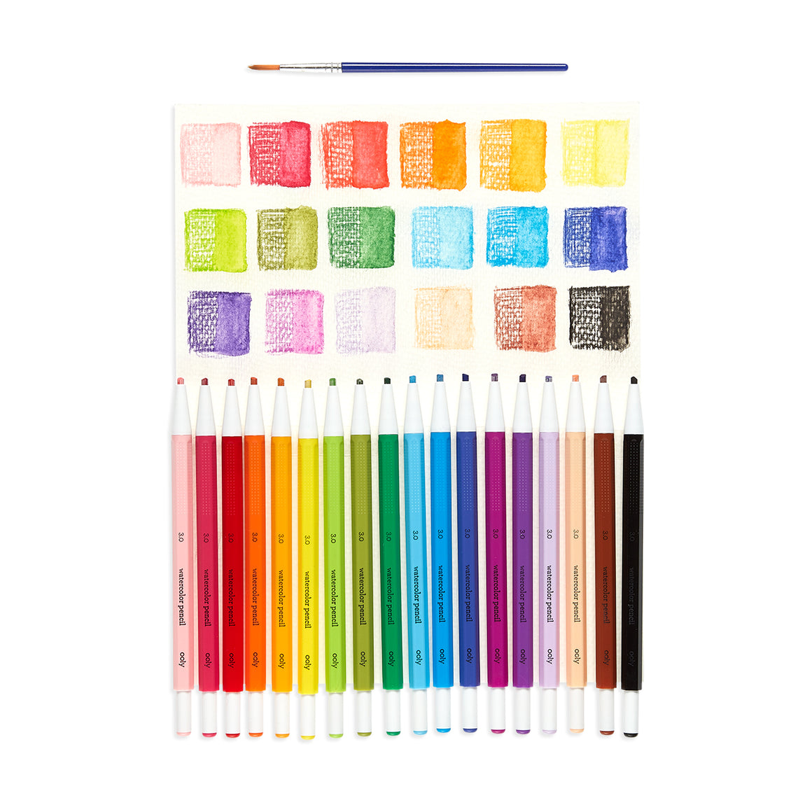 Watercolor Pencils | Chroma Blends Mechanical | Set of 18 + Refills
