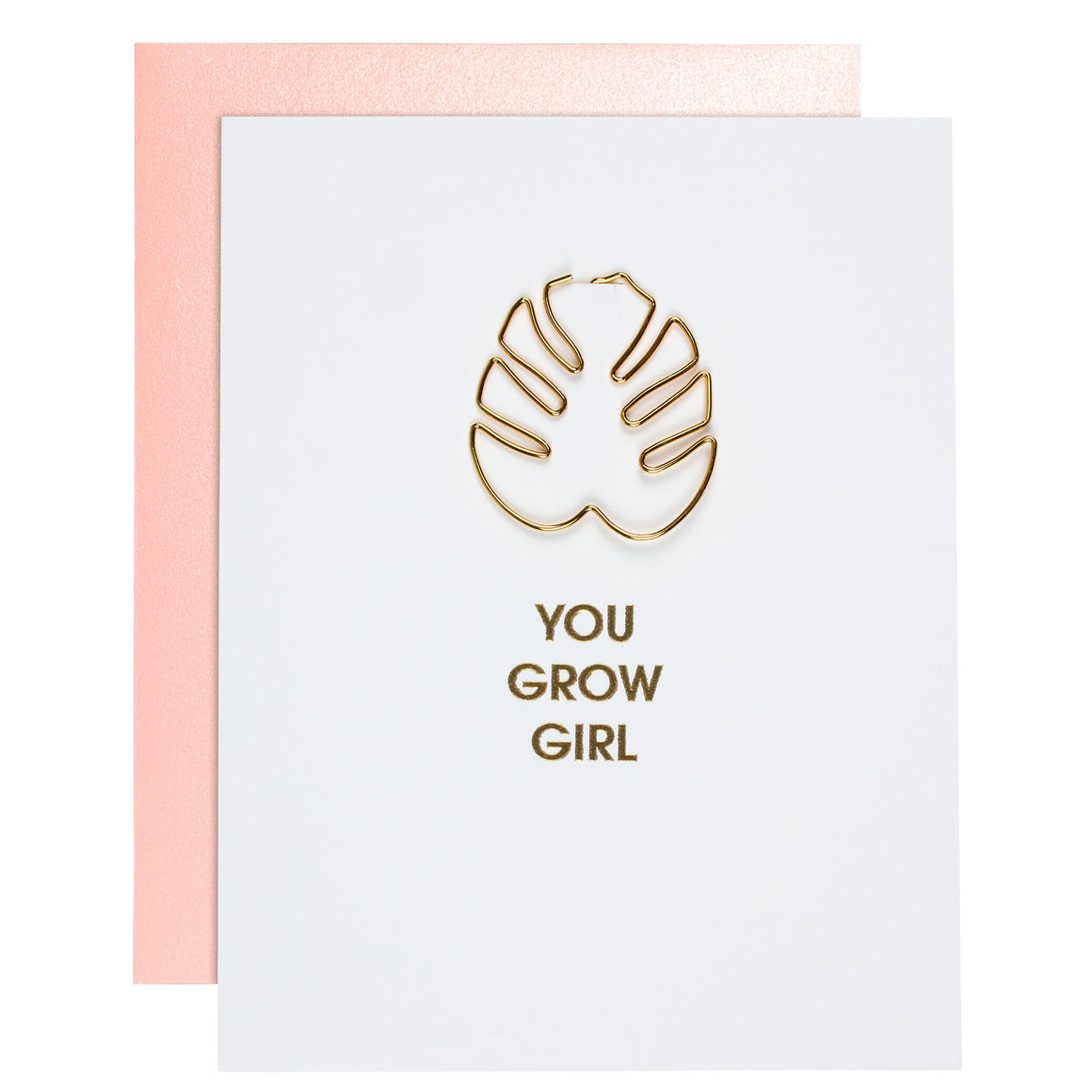Card | Congratulations | You Grow Girl