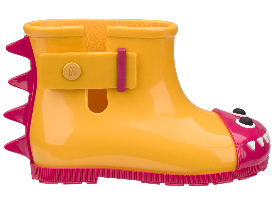 Mini Sugar Rain + Fabula | Yellow Pink