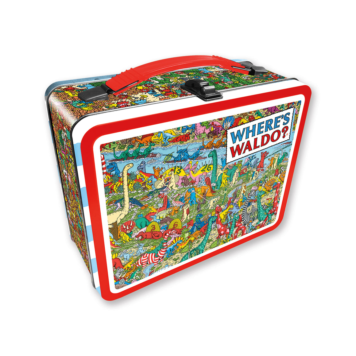 Fun Box | Where's Waldo Dinosaurs | Large