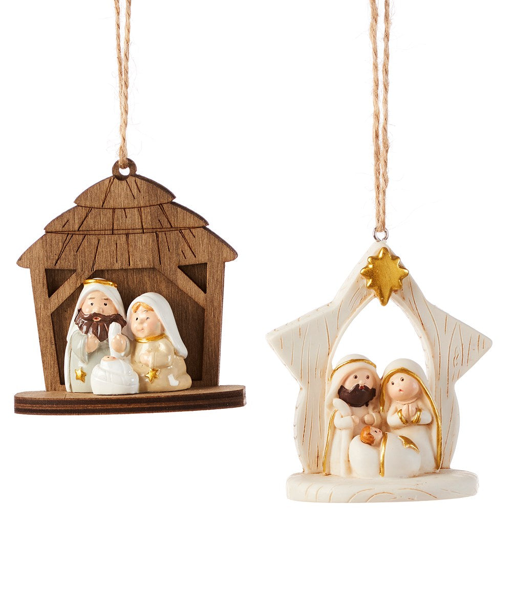 Ornament | Holy Family