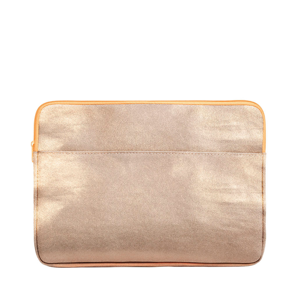 "Laptop Sleeve | Metallic | 13"" Gold"