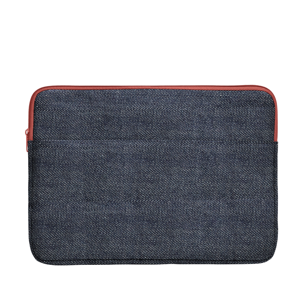 Laptop Sleeve | 15 Inch Dark Denim