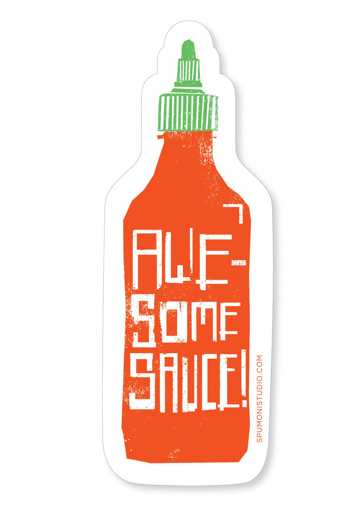 Sticker | Awesome Sauce