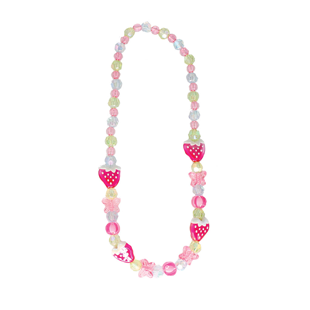 Necklace | Very Merry Strawberry