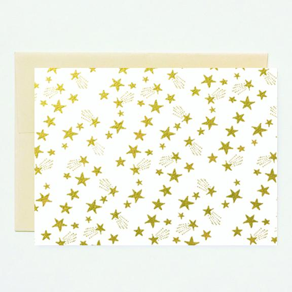 Card | Note Cards | Starry | Set of 6