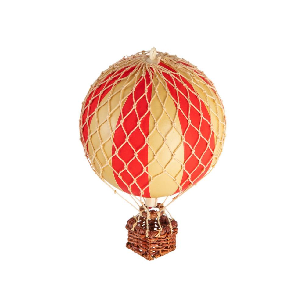 Hot Air Balloon | Floating The Skies | Red Double
