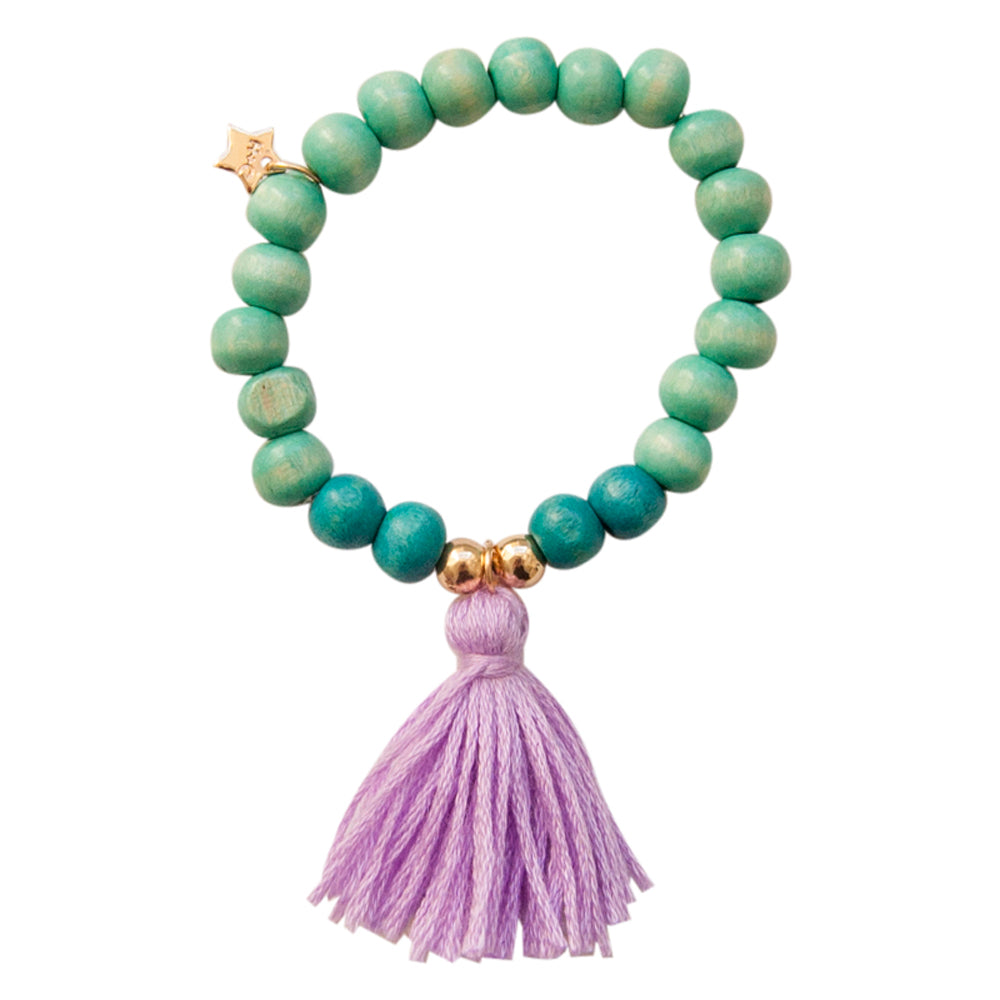 Mila Bracelet | Purple