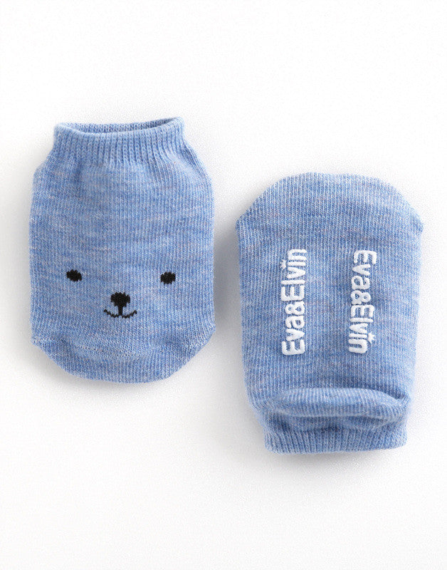 Happy Ankle Socks | Blue