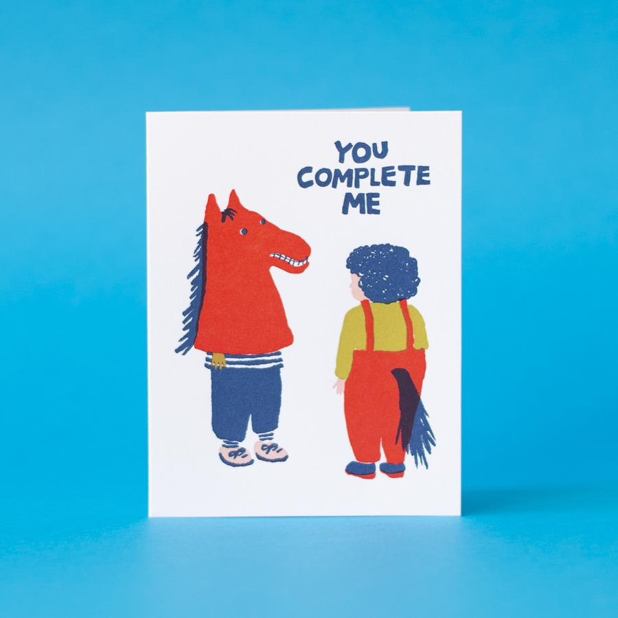 Card | Complete Me