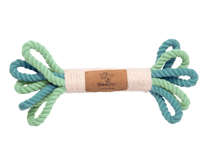 Pet Toy | Jade Loop Rope