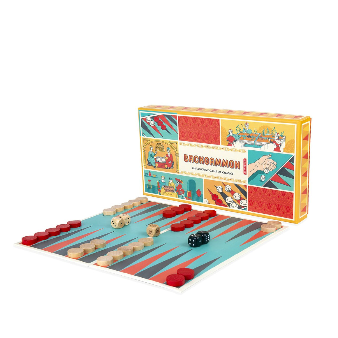 Game | Backgammon