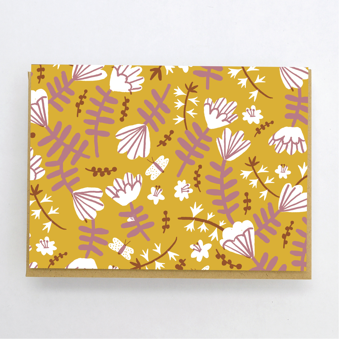 Cards | Note Cards | Floral | Set of 6