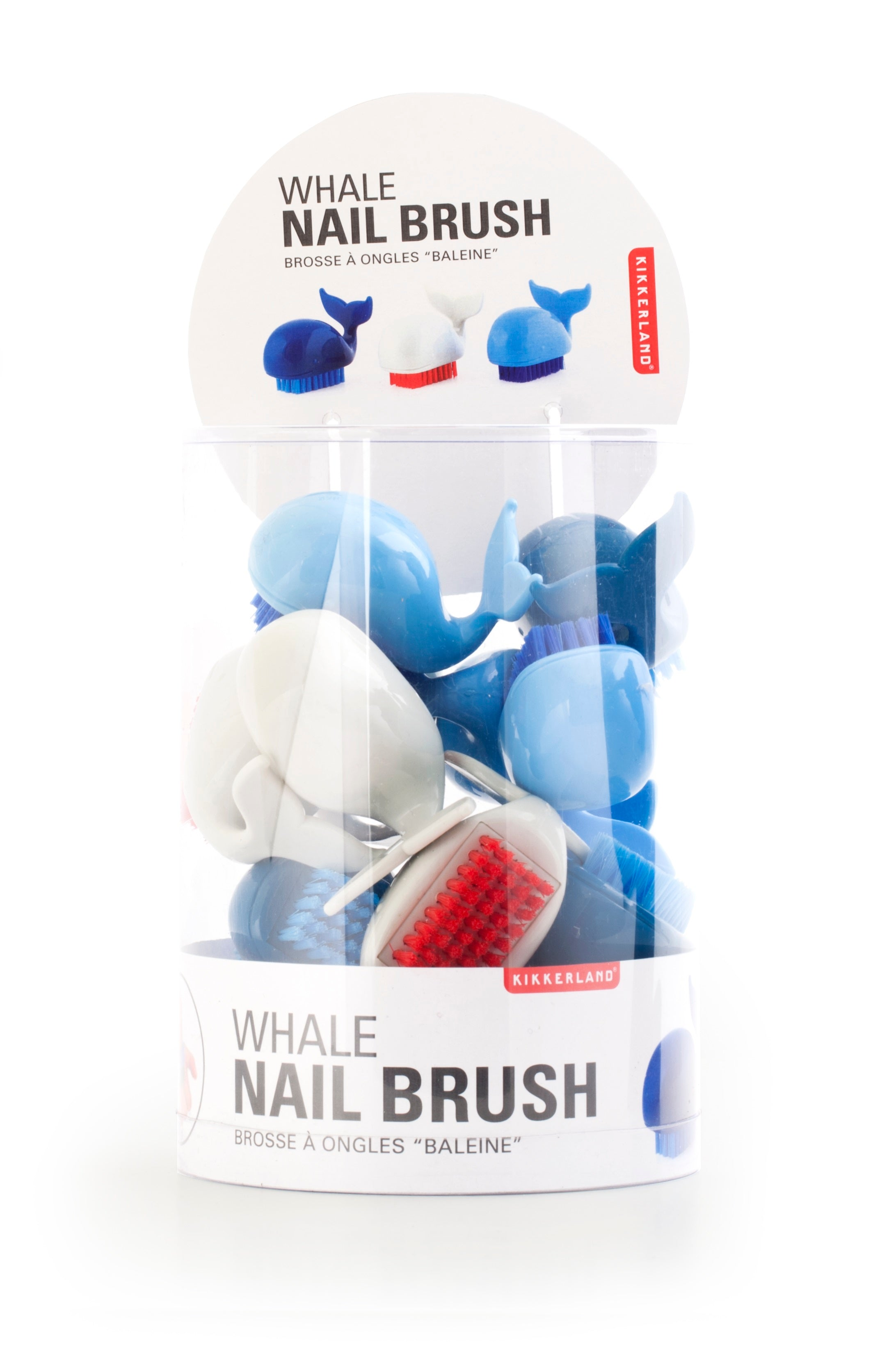 Nail Brush | Whale | Assorted