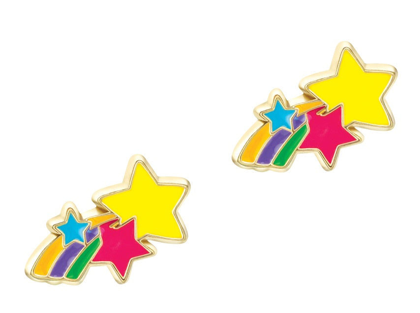 Earrings | Cutie Studs | Shooting Stars