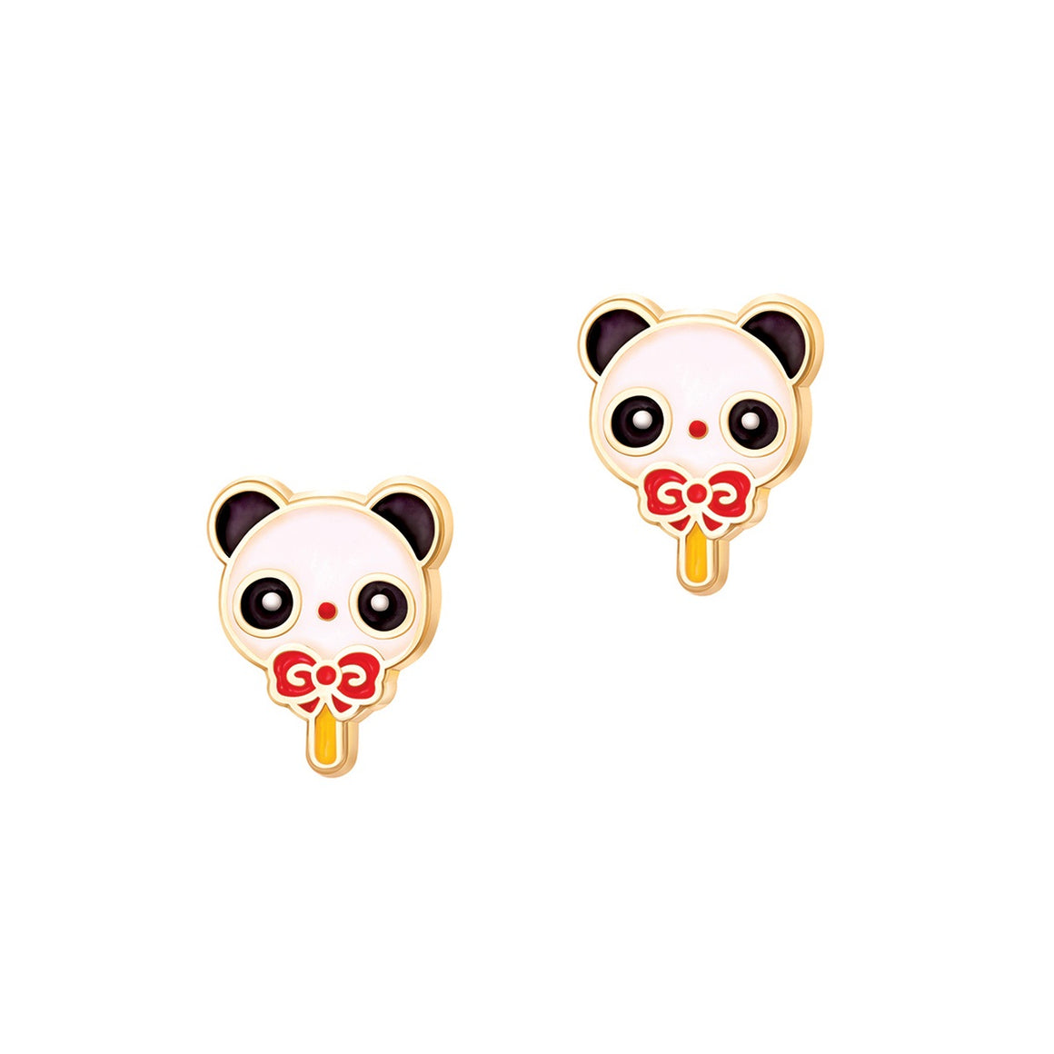 Earrings | Studs | Panda Popsicles