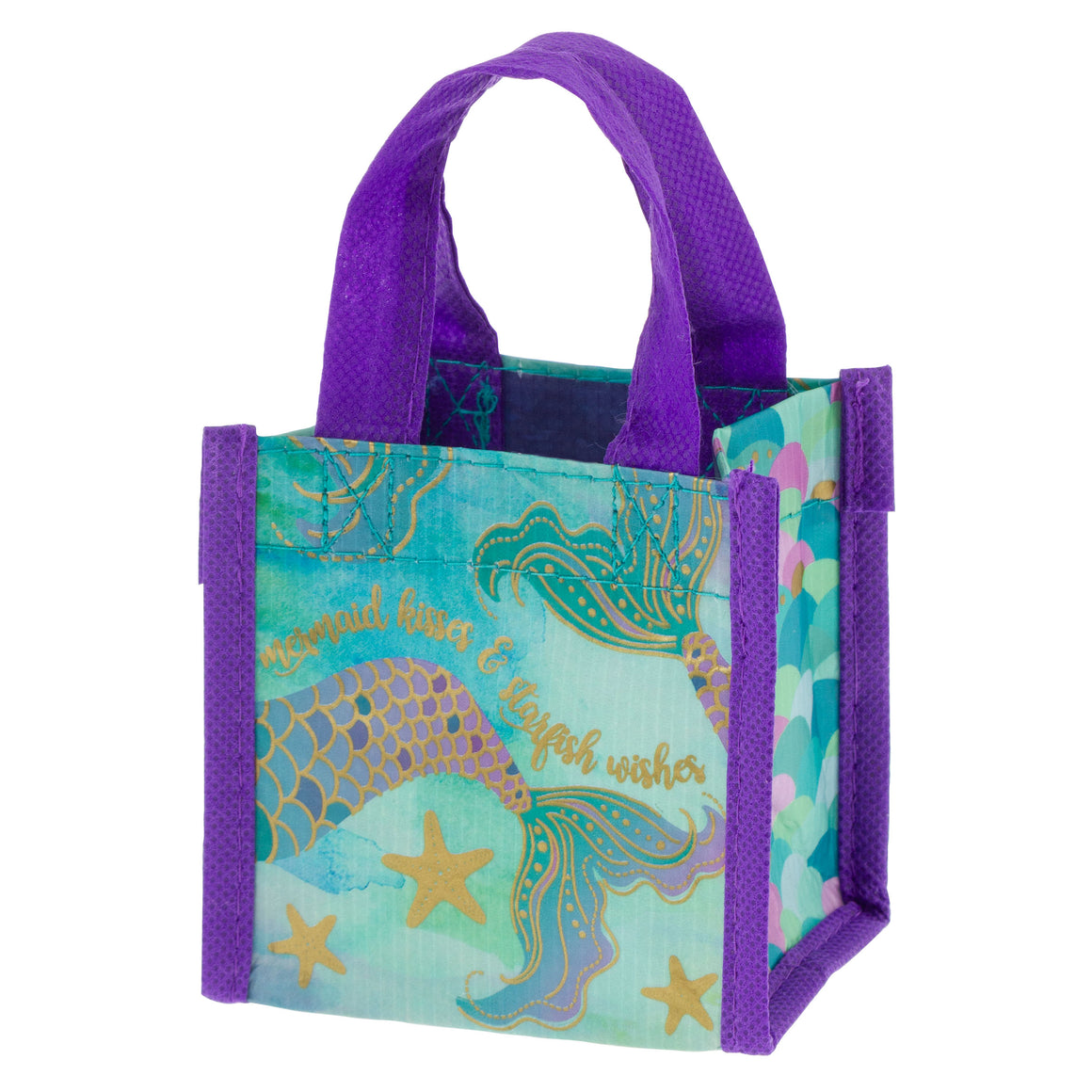 Tiny Gift Bag | Mermaid