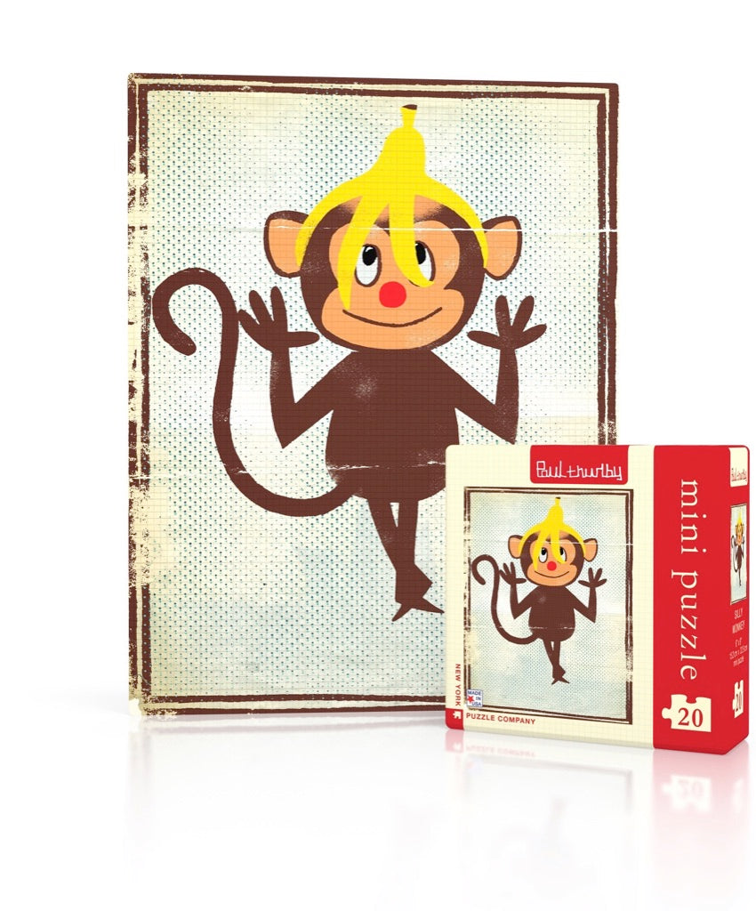 Puzzle | Silly Monkey Mini