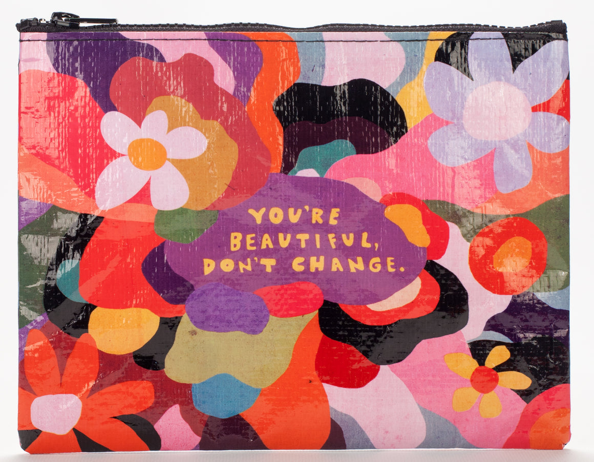 Zipper Pouch | You're Beautiful