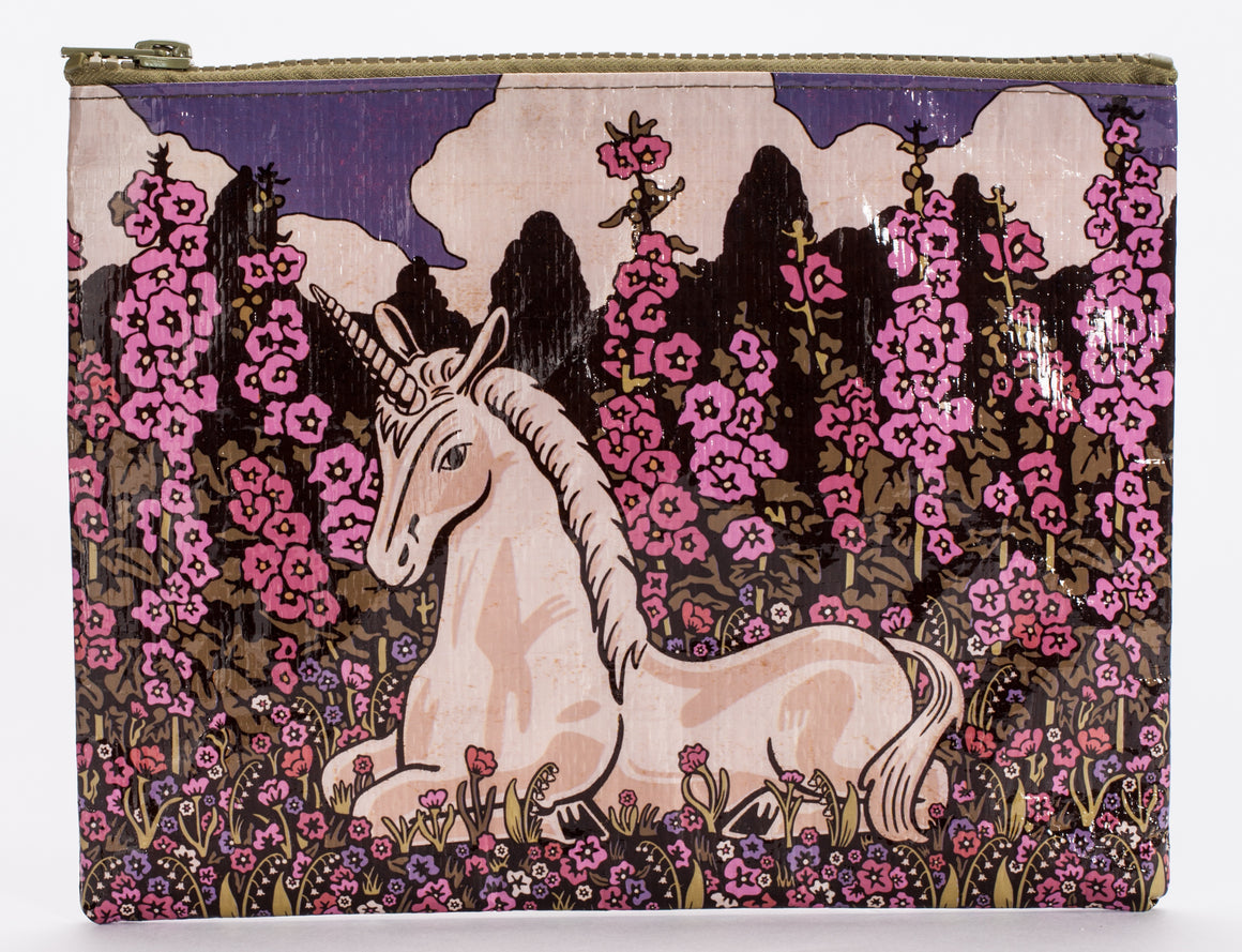 Zipper Pouch | Unicorn