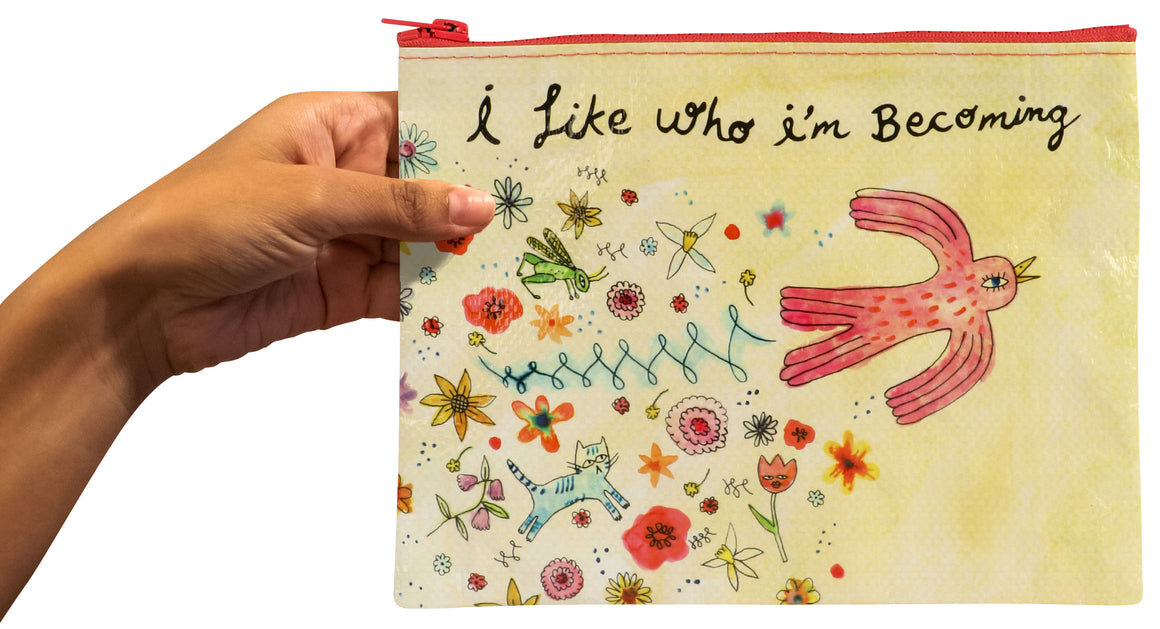 Zipper Pouch | Who I'm Becoming