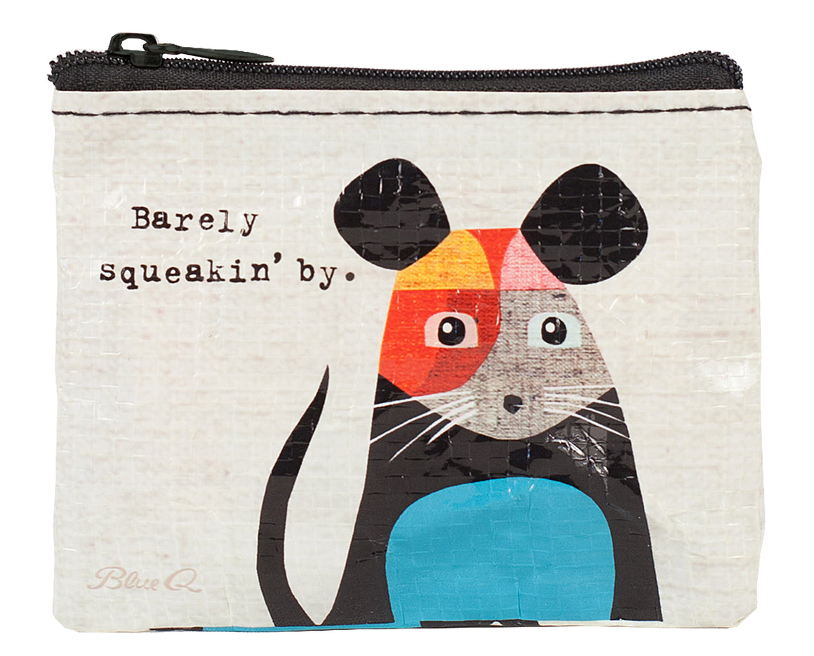 Coin Purse | Barely Squeakin' By