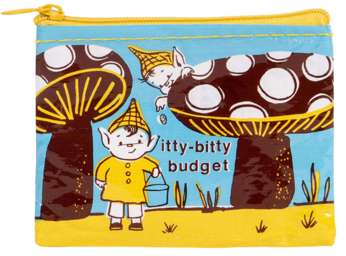 Coin Purse | Itty Bitty Budget