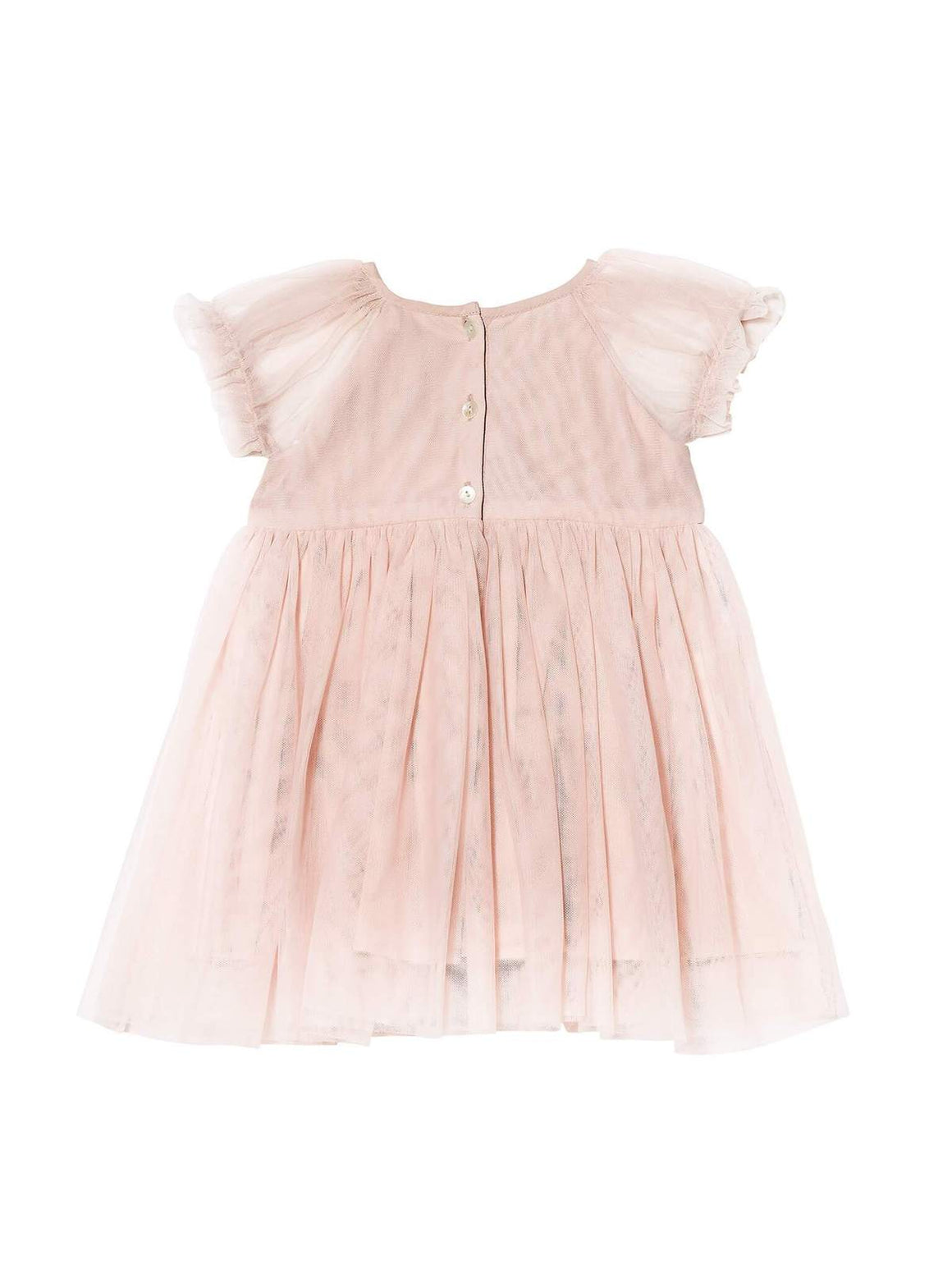 Little Miss Blossom Dress | Pink Lemonade