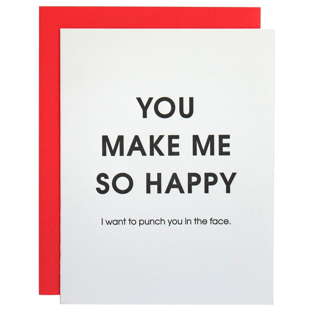 Card | Love | Make Me So Happy