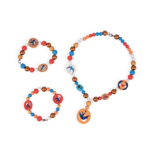 Birdy Necklace and Bracelet Activity Kit